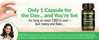 CBD Gel Capsules