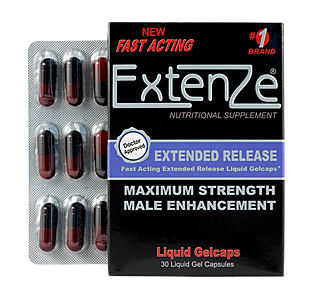 Extenze Increase Penis Size