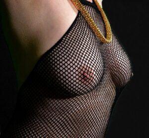 Nipples in Mesh