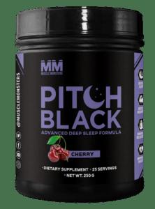 Pitch Black Better Sleep