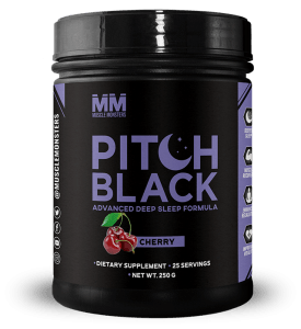 Pitch Black Sleep Fix