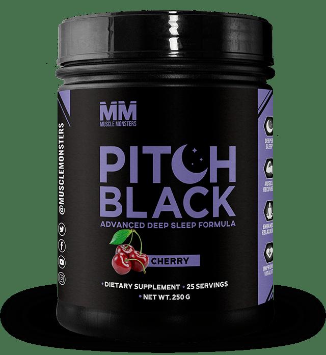 Pitch Black Sleep Fix