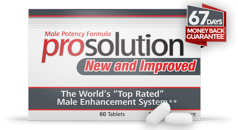 Pro Solution Pills for Male Enhancement