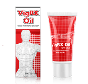 VigRX Oil for Enhanced Erections