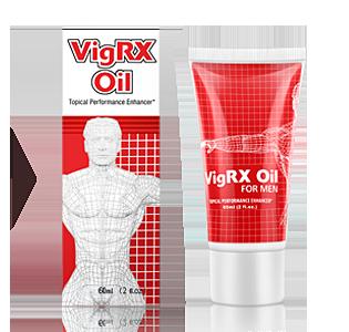 VigRX Oil for Enhanced Erections