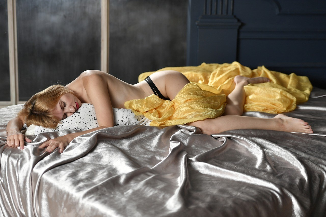 Better Sleep and Sex